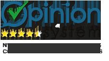 Opinion System Français des avis clients contrôlés pour entreprises