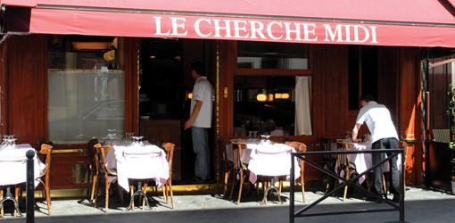 Le Cherche Midi, bistrot italien à Paris