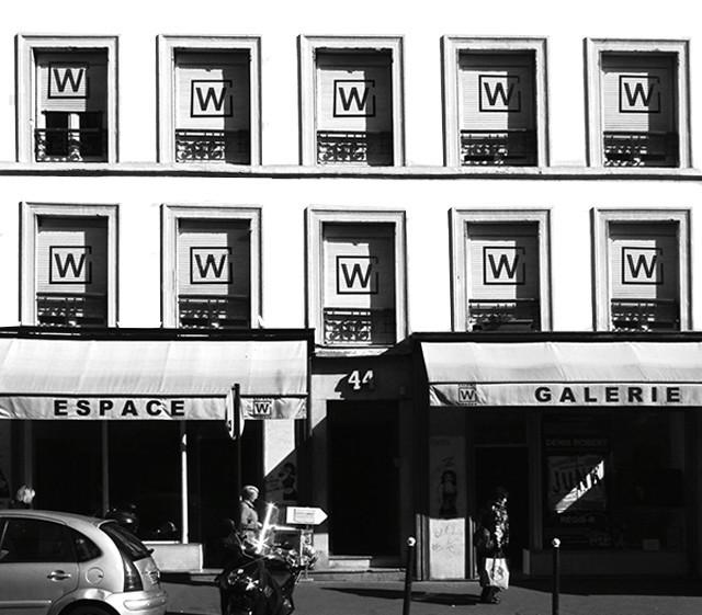 Galerie W, art contemporain à Paris