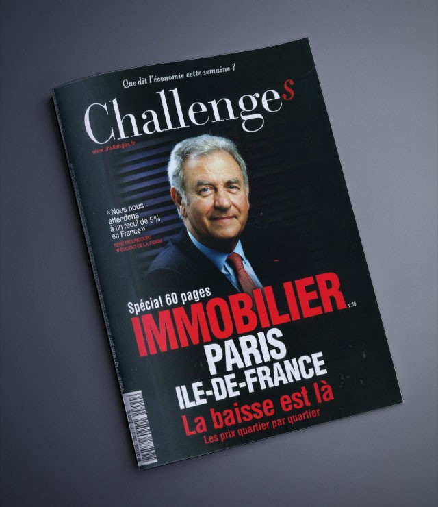 Challenges spécial immobilier