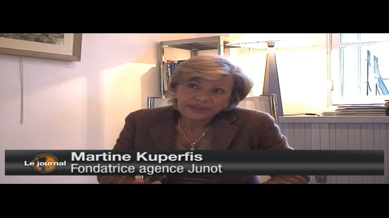 Interview de Martine Kuperfis
