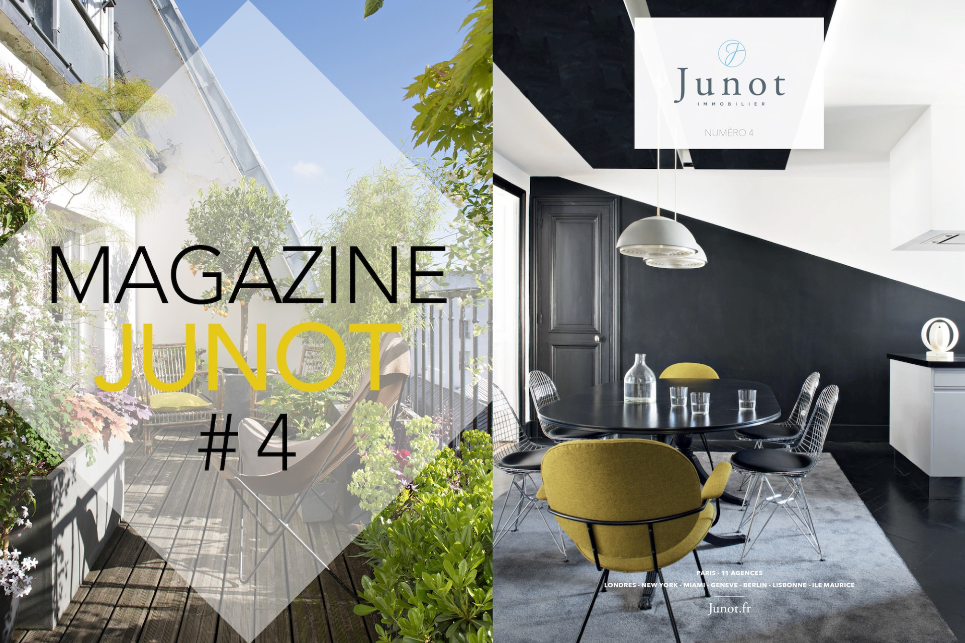 New Magazine JUNOT