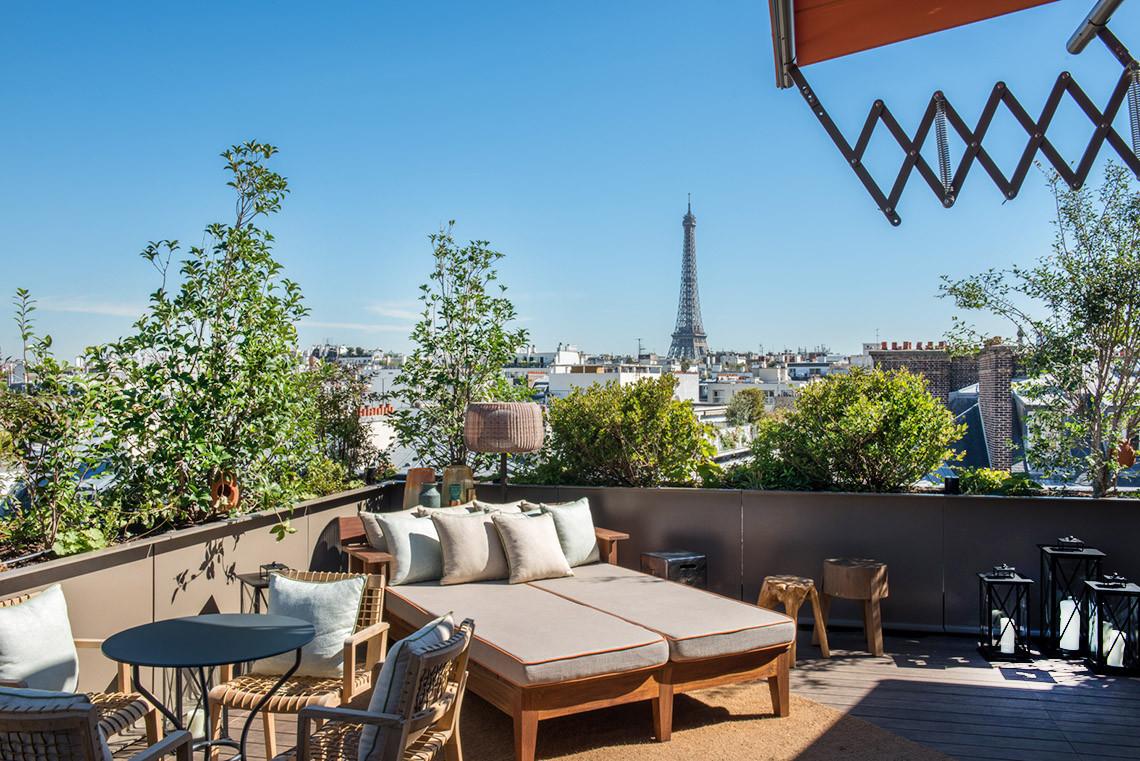 Brach, hôtel de luxe by Starck